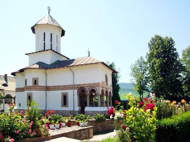 Istoria Sfintei Mănăstiri Govora