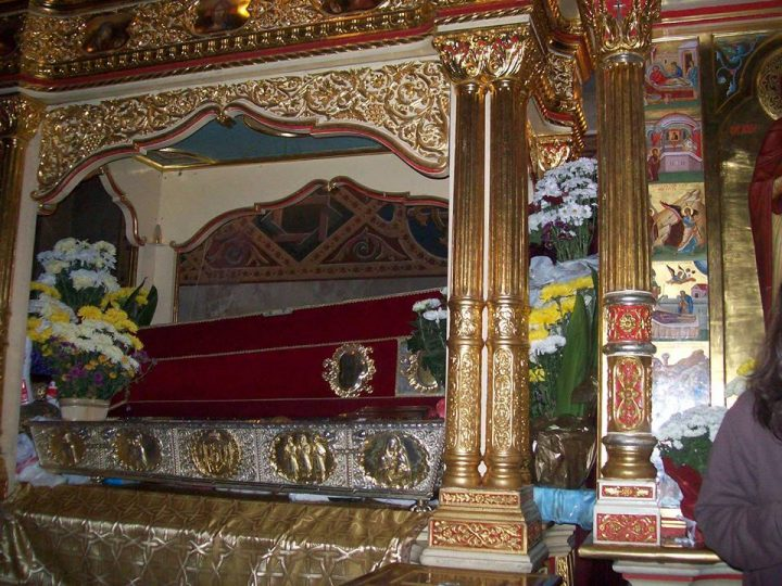 Cuvioasa Parascheva, ocrotitoarea Moldovei