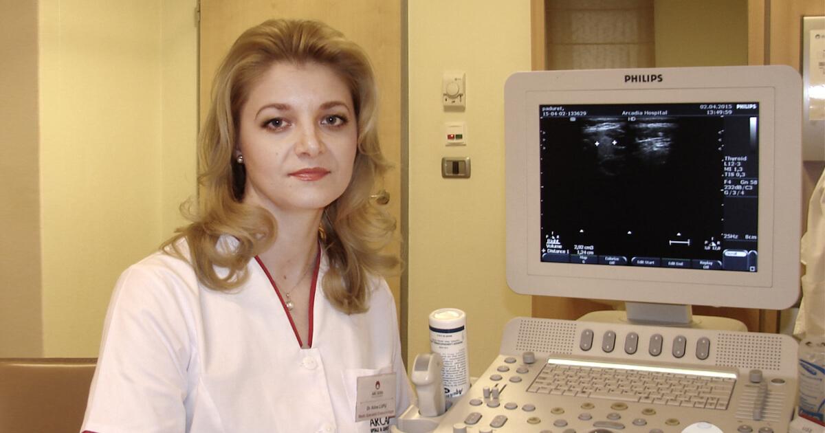 Diagnosticul neinvaziv al nodulilor tiroidieni prin elastografie
