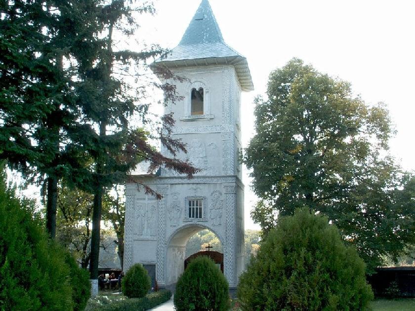 Mănăstirea Runc
