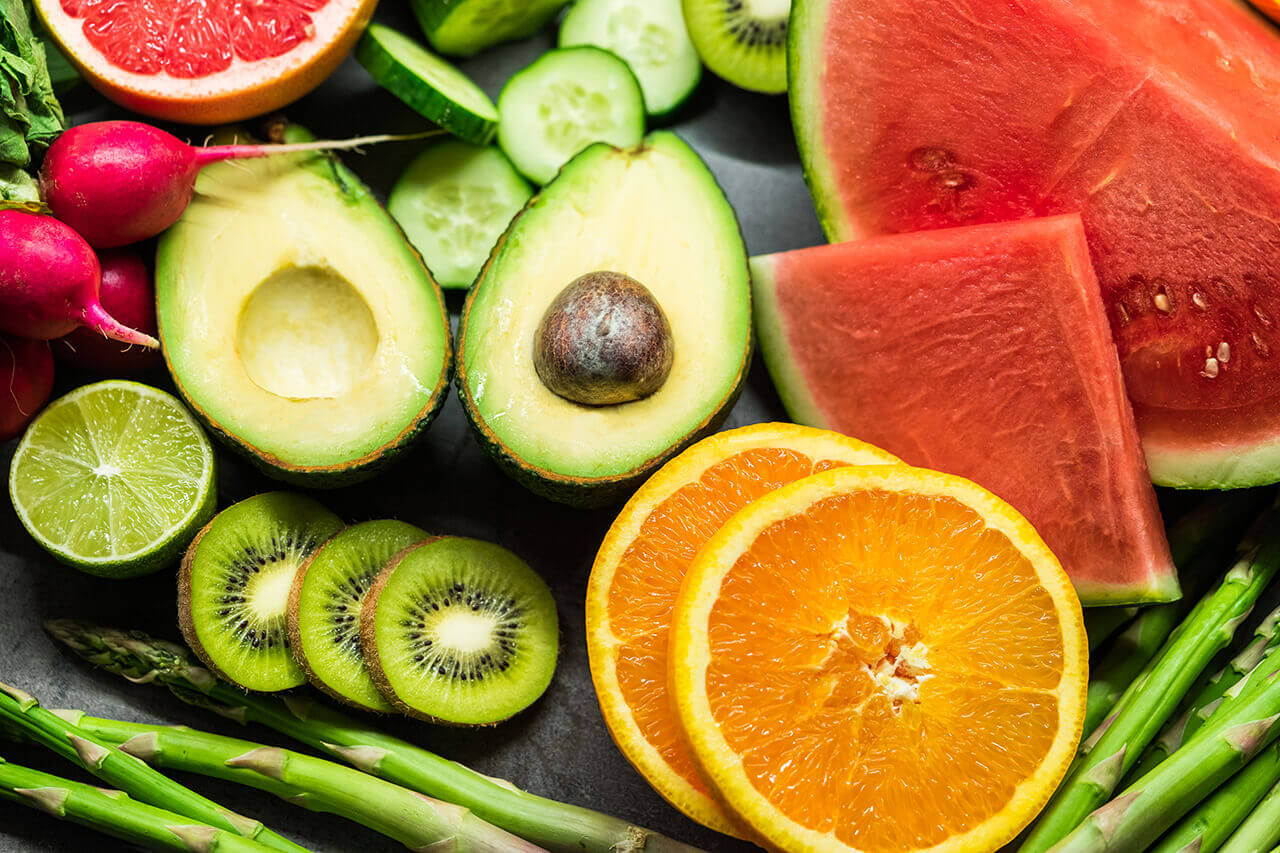 Alimentaţia potrivită pe timp de vară