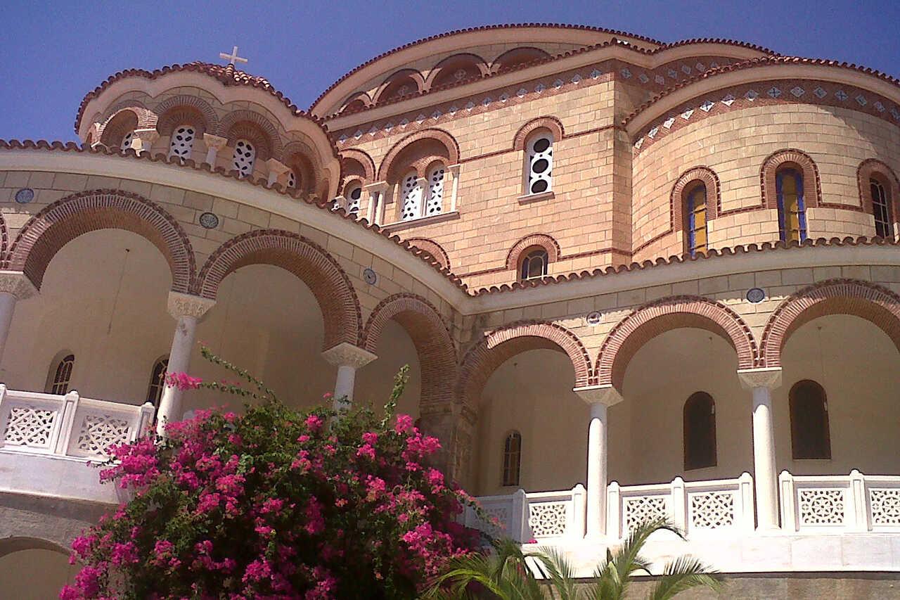 Aegina, insula Sfântului Nectarie