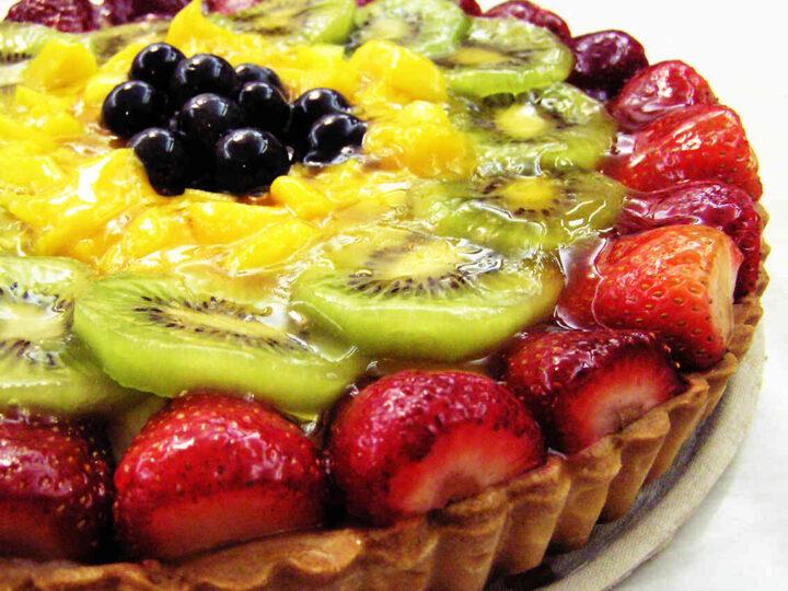 tarta-cu-fructe-de-padure