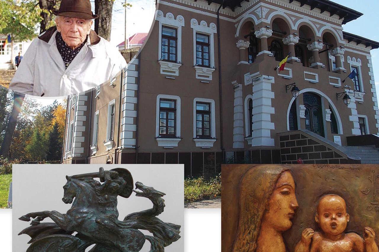 Muzeului maestrului Ion Irimescu
