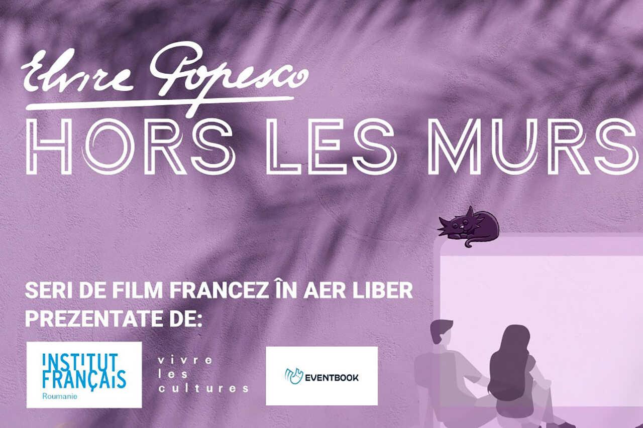 Serile cinema ale Institutului Francez din România la Iași