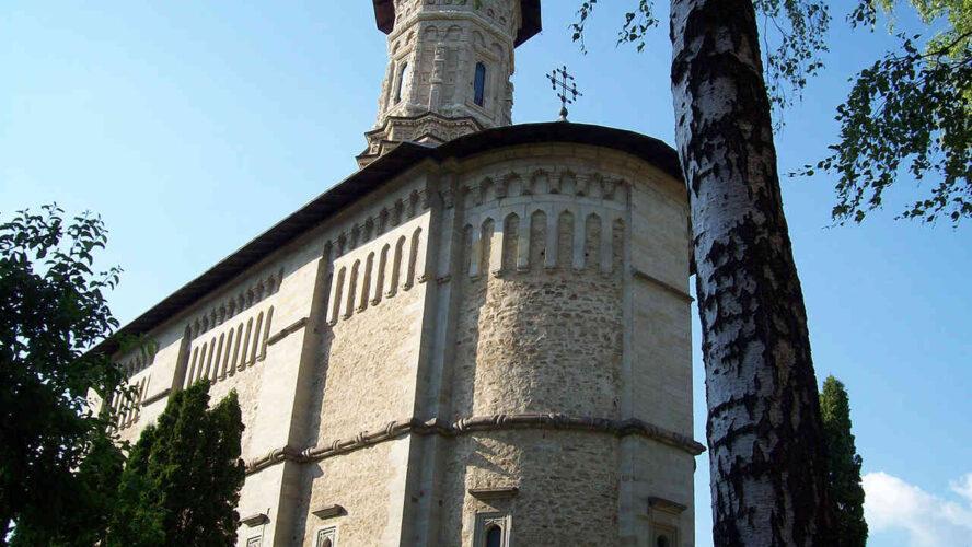 dragomirna-manastirea